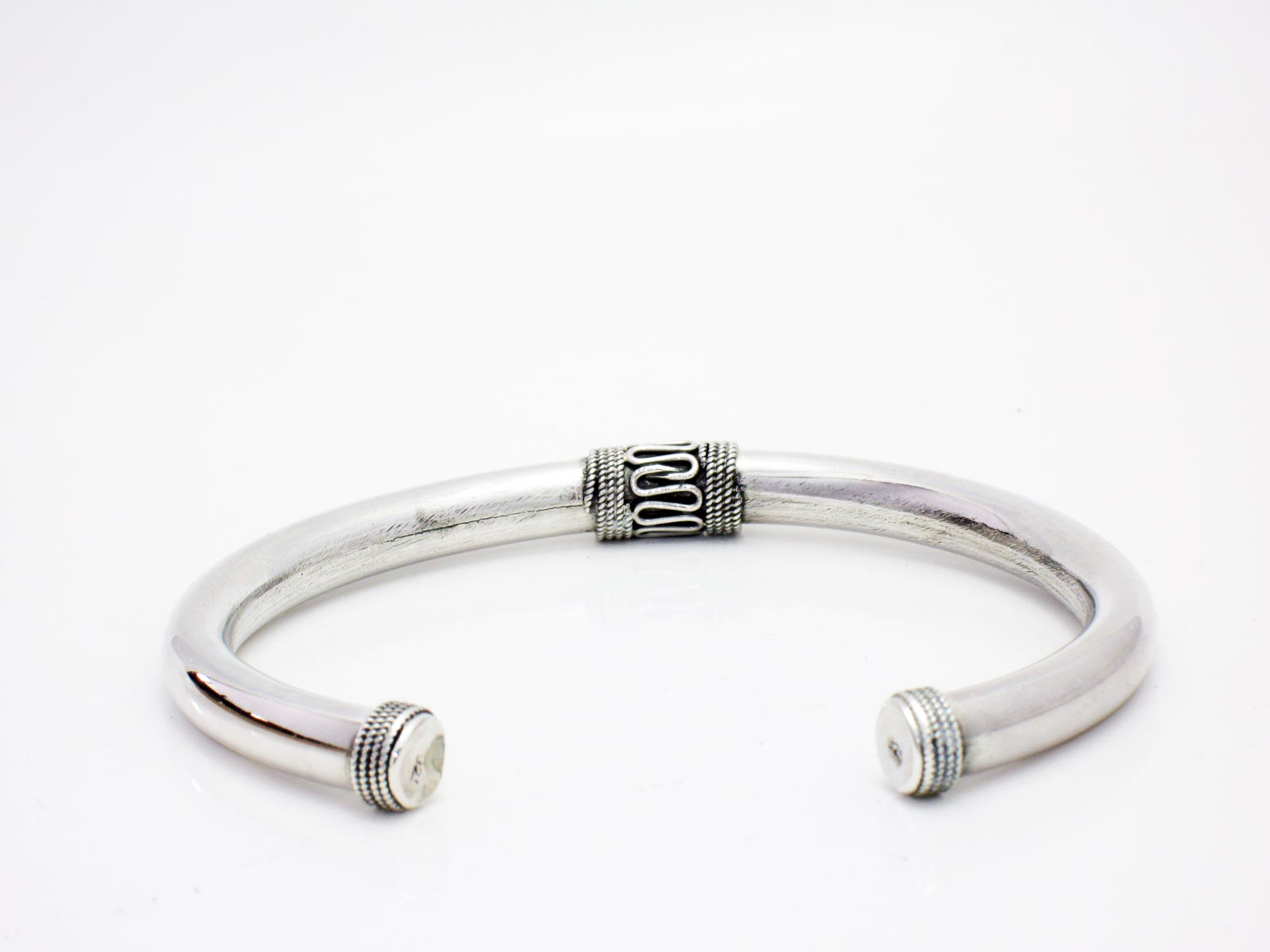 Small Tubular Bangle